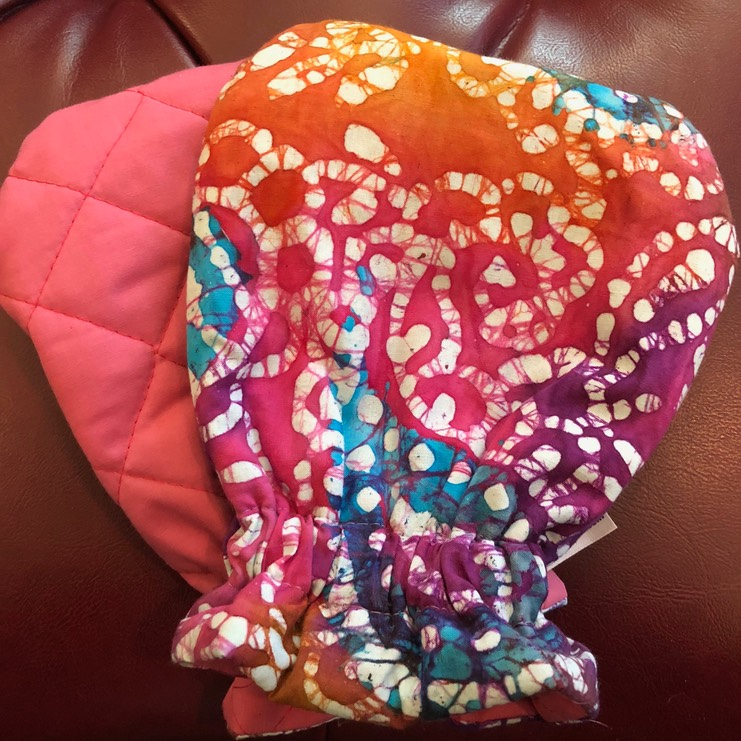 Multi Batik Pink Quilted Sold Out Welcome To